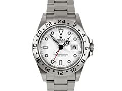 Rolex Men's Explorer II Watch