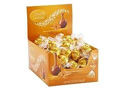 Caramel Chocolate Truffles, 60ct Box
