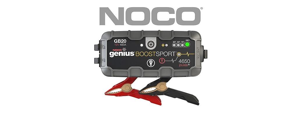 NOCO Genius Boost Jump Starters
