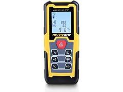 Laser Distance Meter with Digital Level