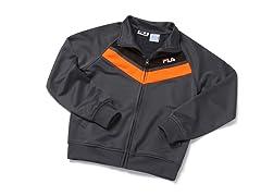 Fila Tricot Track Jacket - Iron (14/16)