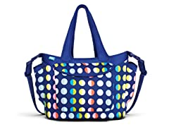 Baby Dot No. 9 Go-Go Diaper Tote