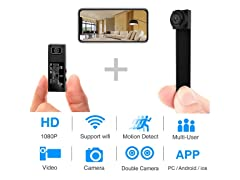 1080p WiFi Wireless Mini Security Camera