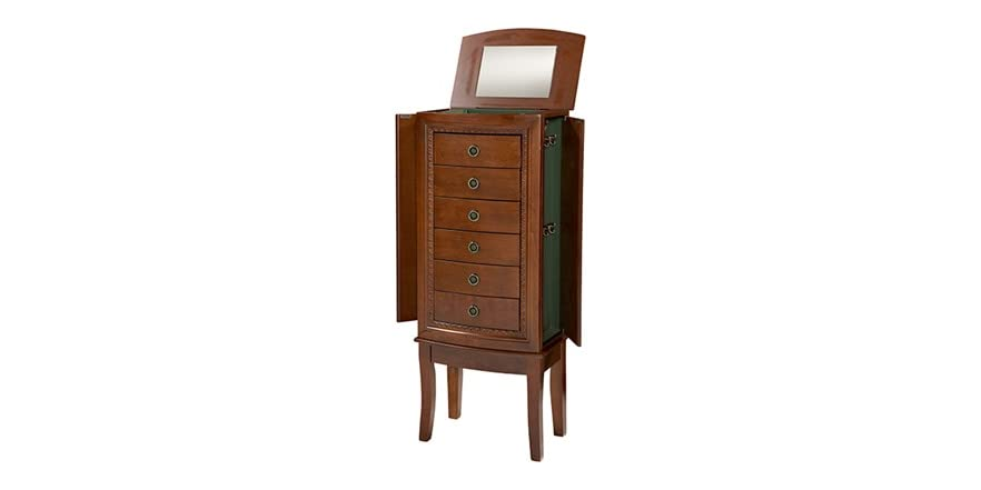 Molly Jewelry Armoire