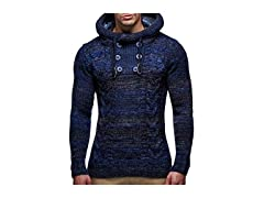 Leif Nelson Mens Knitted Pullover US M