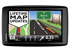 "TomTom 6"" GPS with Lifetime Maps"