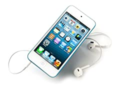 32GB iPod touch (5th Gen) Blue