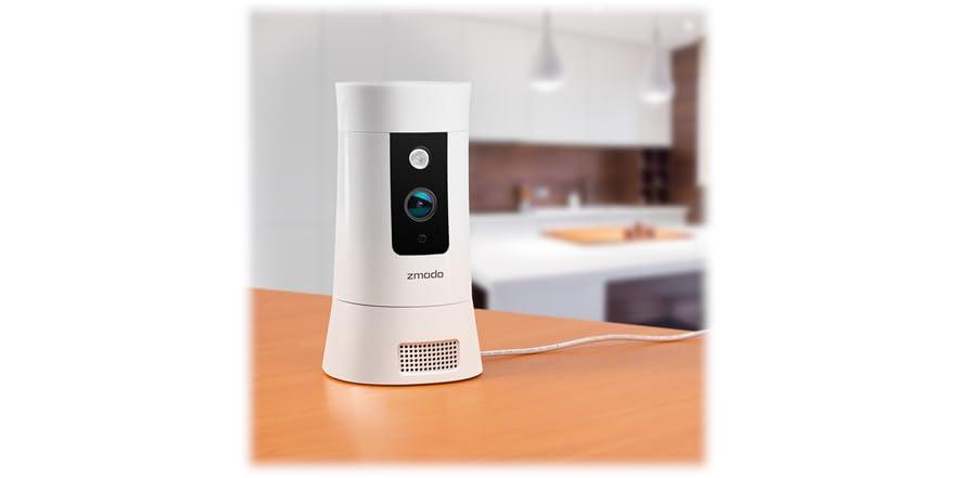 Zmodo Pivot Cloud 1080p Smart Hub Camera System