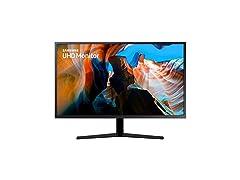 "Samsung 32"" 4K UHD LED-Lit Monitor"