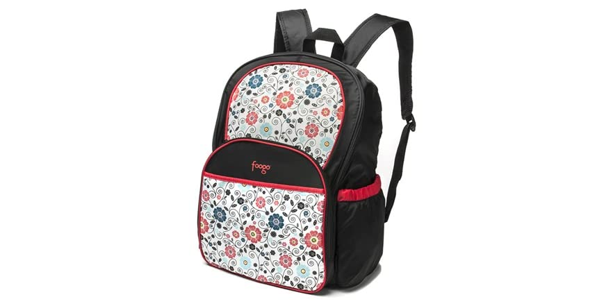 poppy patch foogo diaper backpack kids toys. Black Bedroom Furniture Sets. Home Design Ideas
