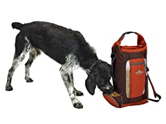 Dog Whisperer Food And Hydration Travel Pack Org/Brn