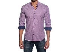 Jared Lang Dress Shirt, Fuchsia