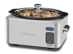 Cuisinart Programmable 6.5 Qt. Slow Cooker