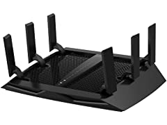 NETGEAR AC3200 Nighthawk Tri-Band WiFi Router