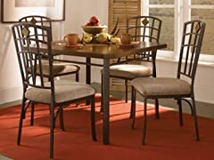 Jefferson 5-pc  Dining Set