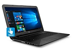"HP 15.6"" AMD A8 1TB SATA Touch Notebook"