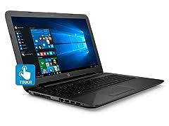 "HP 15.6"" AMD A8 1TB SATA Touch Notebook"