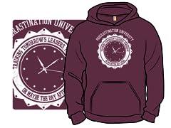 """Procrastination University"" Pullover Hoodie"