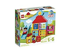 LEGO DUPLO My First Playhouse Toy