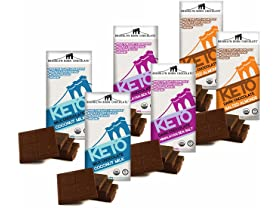 Brooklyn Born Keto Chocolate, 6-Pack