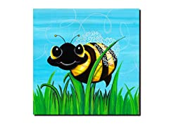Bee at Play Canvas - 2 Sizes