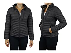Womens Lightweight Puffer Jackets