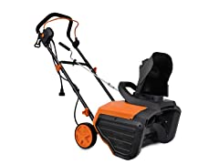 WEN 18-Inch Electric Snow Thrower