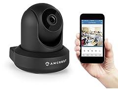 Amcrest 1080p Wi-Fi IP Surveillance Cam