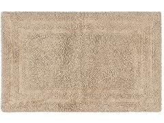 "Craft Brown 20'x34"" Bath Rugs - Set of 2"