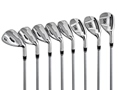 Adams IdeaTech V4 Graphite Clubs (RH)