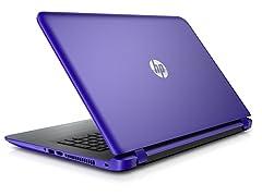 "HP Pavilion 17"" AMD A4 1TB SATA Laptops"