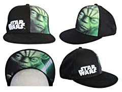 Star Wars Kid Baseball Cap - Yoda