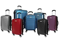 World Traveler Regal 3-PC Luggage Set, 5 Colors