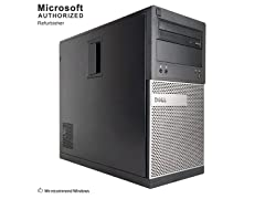 Dell Optiplex 390 Intel i5 240GB Desktop