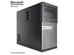 Dell Optiplex 390 Intel i5 240GB Desktop