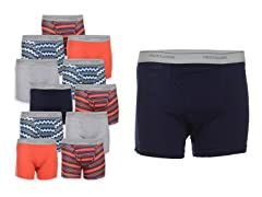 FOTL Short Leg Boxer Briefs 10-Pack