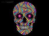 Skull Hippie