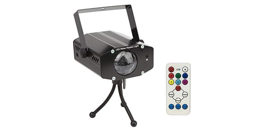 Starlight Ripple Effect Light Projector