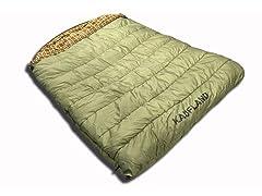 Kaufland 2-Person +0 Sleeping Bag