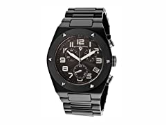 Swiss Legend 10028 Throttle Chronograph - Black