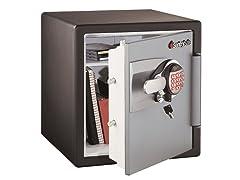 SentrySafe  Fire-Safe Electronic Safe Black 1.2 CF