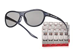 LG Cinema 3D Glasses - 10 pack