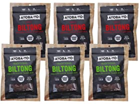 Ayoba-Yo Biltong Seasoned Dry Beef (6)