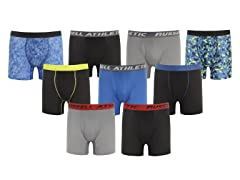 Russell Athletic Men's Boxer Briefs 6-Pk