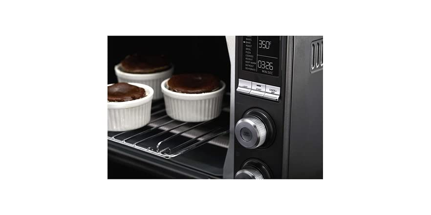 Calphalon Quartz Heat Countertop Toaster Oven