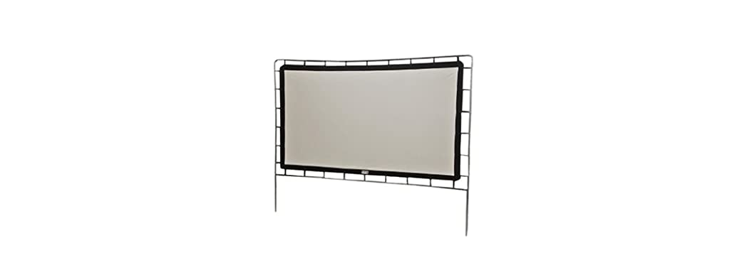 Camp Chef Curved Portable Movie Screen