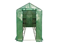 2-Tier 12-Shelf Portable Greenhouse