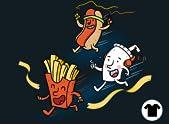 Fast Food Race