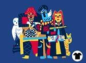 Three Magicians
