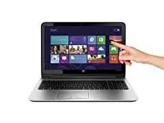 "HP ENVY 15.6"" AMD FX Touchsmart Laptop"